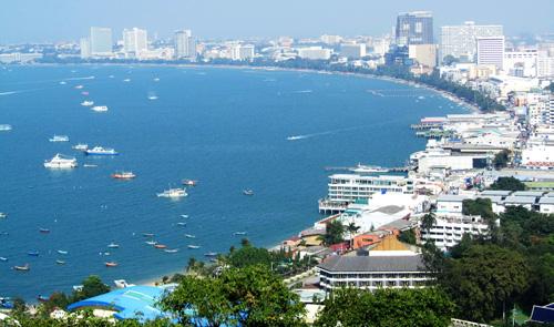 Những quốc gia có tốc độ phát triển nhanh nhất châu Á