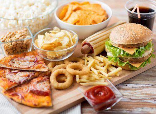 Tổng hợp thói quen ăn uống khiến cho cơ thể mệt mỏi