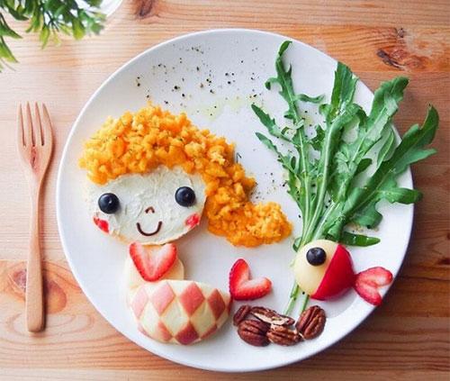 cách chế biến món ăn cho bé 2 tuổi