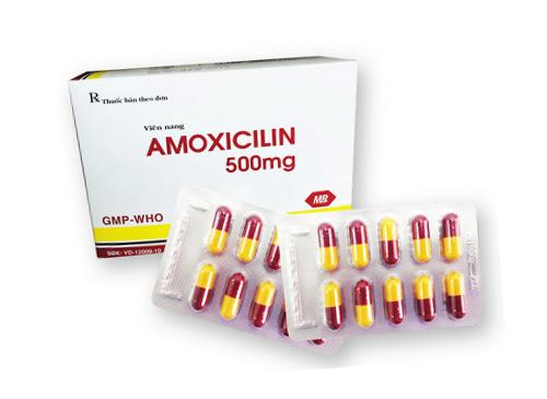 Thuốc amoxicillin là thuốc gì và cách sử dụng như thế nào