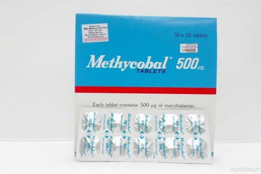 Thuốc mecobalamin là thuốc gì? Thành phần và cách sử dụng thuốc mecobalamin 500mcg như thế nào?