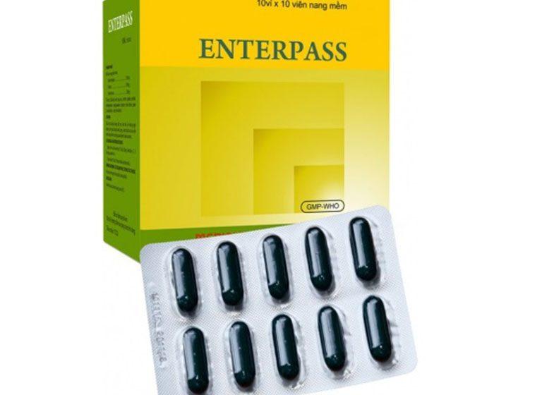 Công dụng của thuốc Enterpass là gì? Liều dùng của thuốc như thế nào?