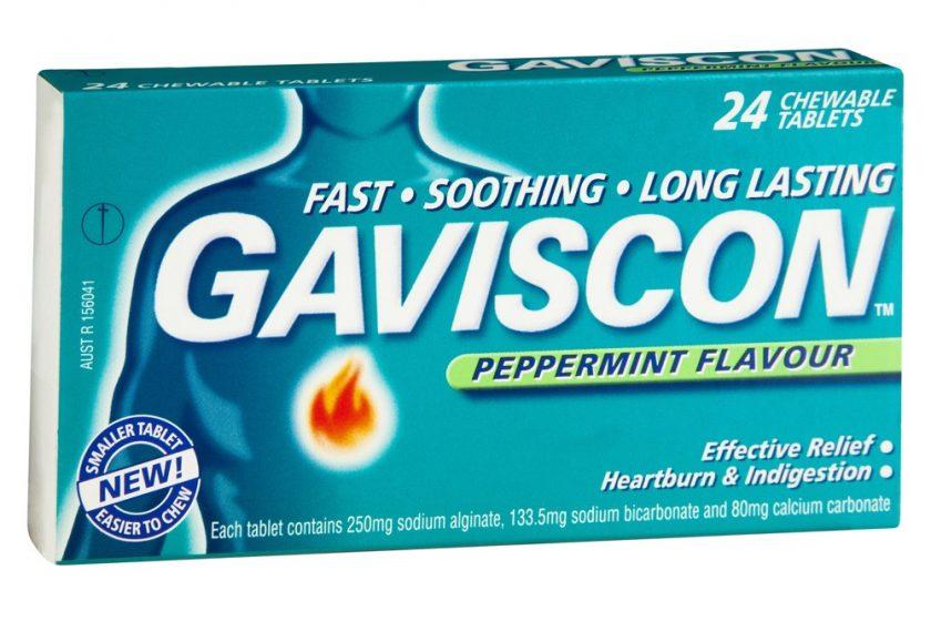 Thuốc gaviscon là thuốc gì? Những lưu ý khi sử dụng thuốc gaviscon