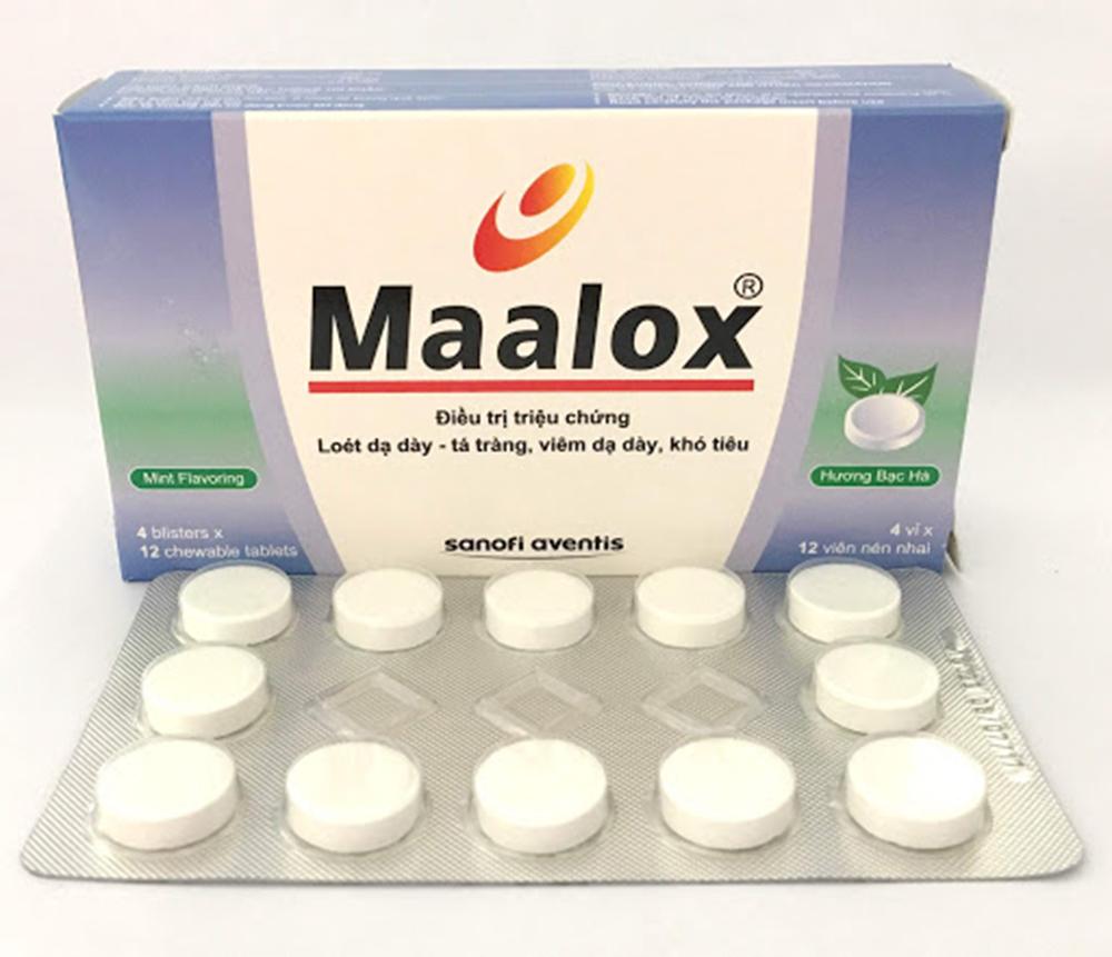 Công dụng và những lưu ý khi sử dụng thuốc Maalox