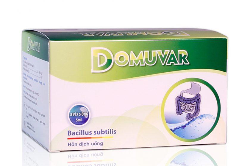Thuốc Domuvar có tác dụng gì và những lưu ý khi sử dụng