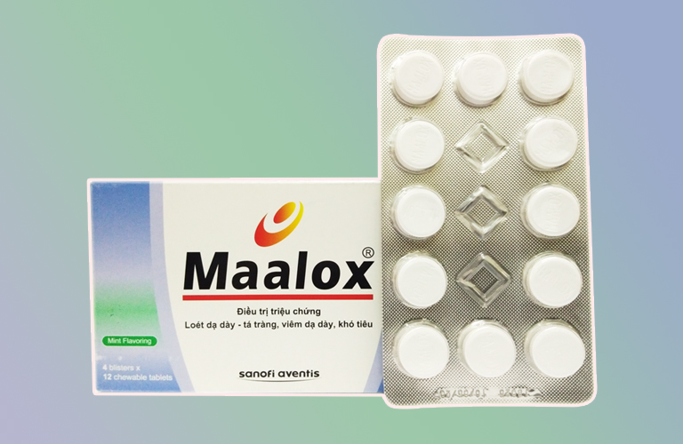 Thuốc Maalox có tác dụng gì? Thuốc Maalox uống như thế nào?