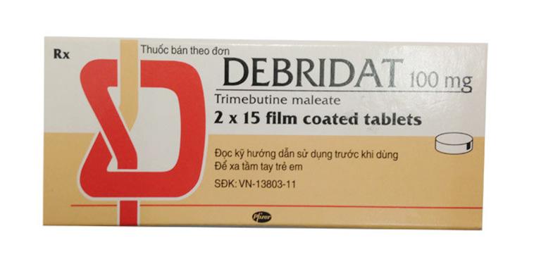 Thuốc Debridat chữa bệnh gì? Được sử dụng như thế nào?