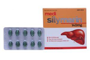 Thuốc Silymarin uống đúng cách như thế nào