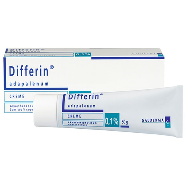 Thuốc Differin