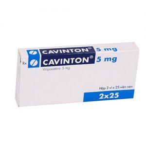 Thuốc Cavinton