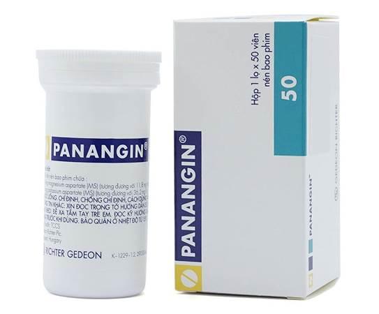 Thuốc Panangin là thuốc gì? Công dụng và liều lượng dùng thuốc ra sao?