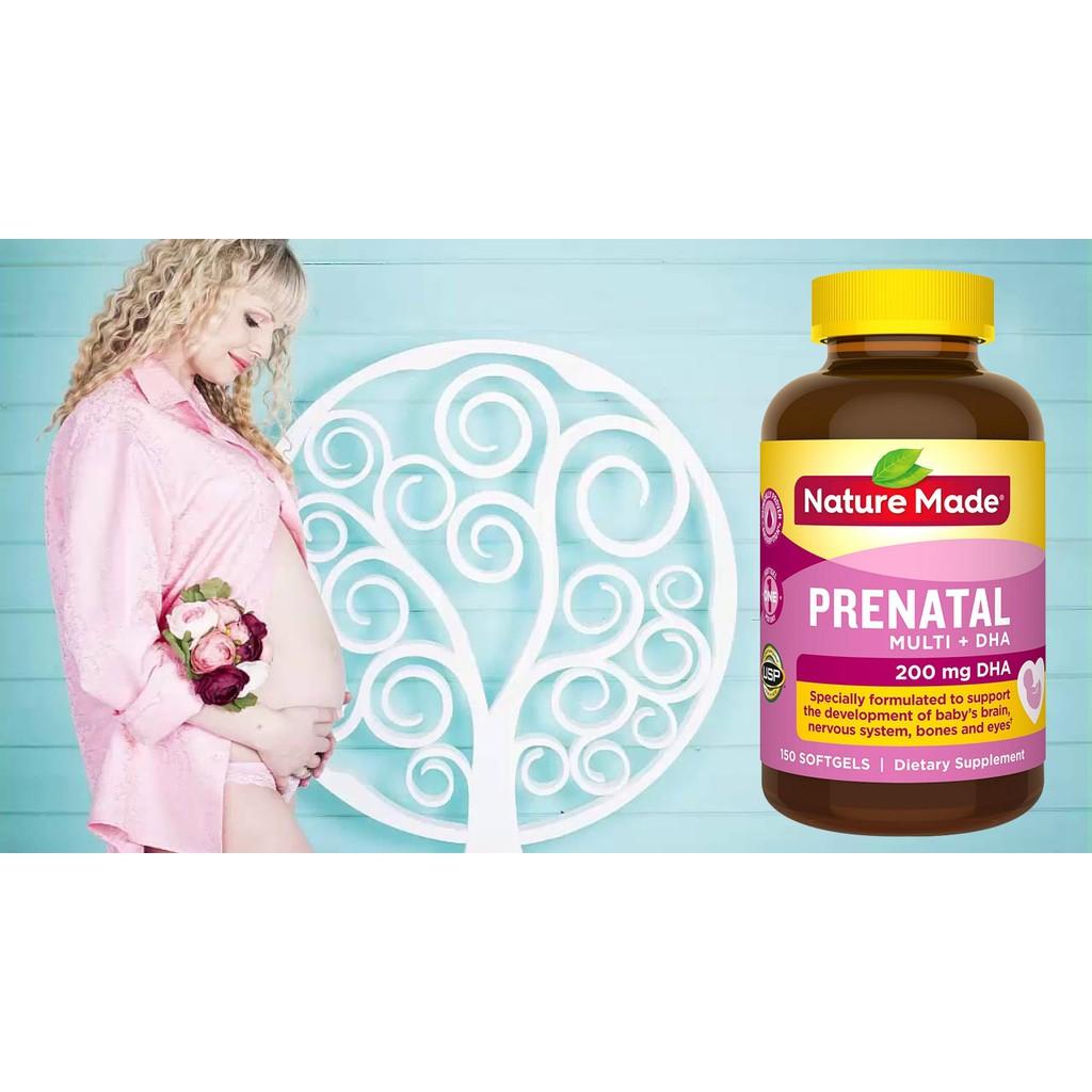 Thuốc s prenatal là thốc gì? Có thực sự tốt cho mẹ bầu