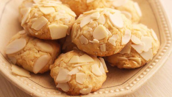 Những cách chế biến hạnh nhân lát thành món ăn thơm ngon